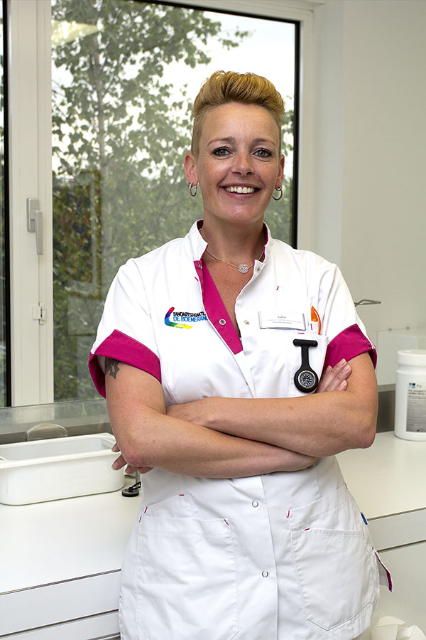 Preventie assistente - Judith